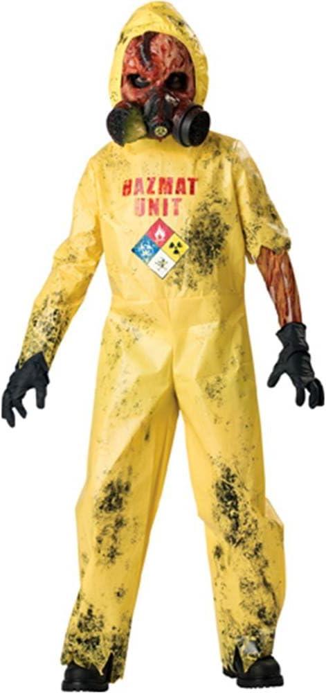 Fresno Mall Hazmat Hazard Max 43% OFF Costume X-Large -