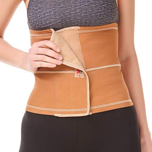 SE REHABILITATION Abdominal Waist Belt Support Pregnancy belts after delivery C-Section Tummy Trimmer Post Pregnancy for Women for Body Shaper - L
