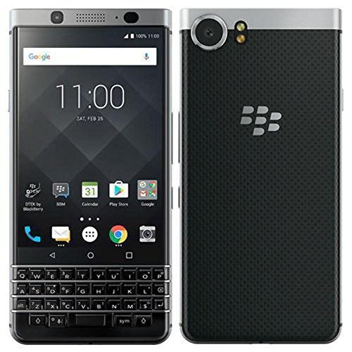 BlackBerry KEYone Smartphone Silver Edition 4G, RAM 3GB, Memoria 32GB...