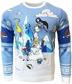 Ugly Christmas Sweater Festive Winter for Men Women Boys and Girls
