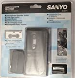 Sanyo M-5699 Rechargeable Microcassette Recorder