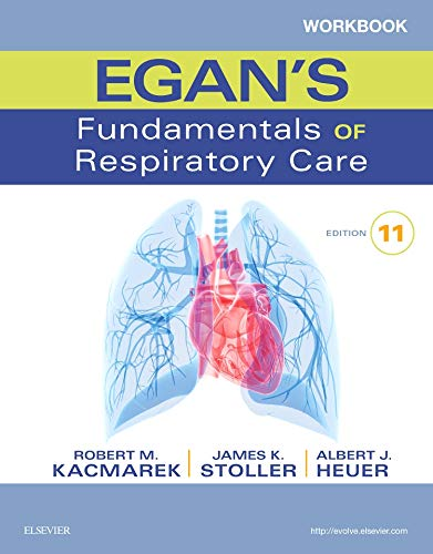 Workbook for Egan's Fundamentals of Respiratory Care (Pacific-Basin Capital Markets Research)