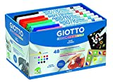 Giotto Decor Materials Schoolpack 48 Uds.