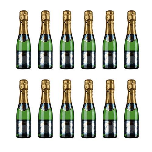 Vorteilspaket Varichon & Clerc Blanc de Blanc brut - Piccolo Sekt Frankreich trocken (12x 0.2 l)