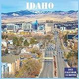 Idaho Calendar 2022: Official US State Idaho Calendar 2022, 16 Month Calendar 2022
