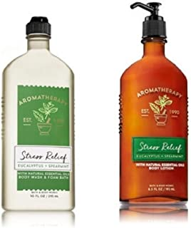 Stress Relief Lotion Set