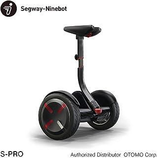 Segway-Ninebot(セグウェイ ナインボット) S-PRO エス プロ バランススクーター 1年保証 [ ホワイト/ブラック ]...