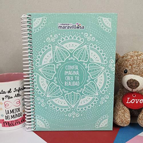 La Mente es Maravillosa - Cuaderno A5 (Confía, Imagina,...