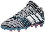 adidas Performance Boys' Nemeziz Messi 17.3 FG J,grey/white/core black,4 M US Big Kid