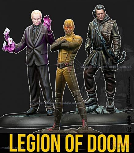 KNIGHT MODELS Juego de Mesa - Miniaturas Resina DC Comics Superheroe -...