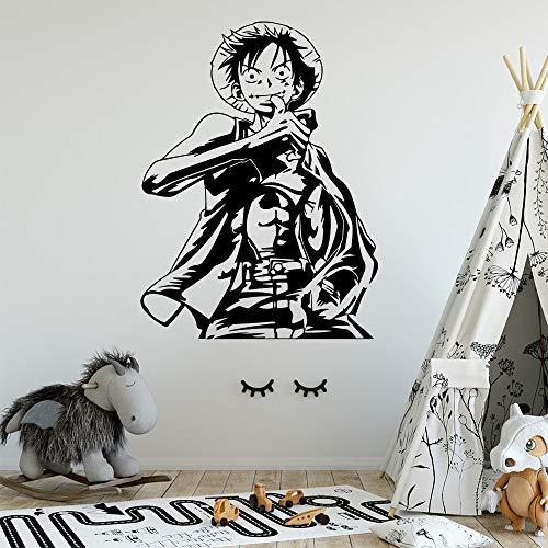 N\A Estilo de Dibujos Animados Personaje de Dibujos Animados decoración Pegatina Impermeable decoración del hogar decoración de la habitación de los niños decoración de la Pared Mural