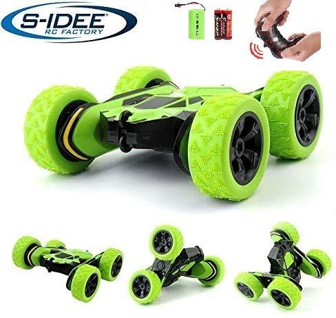 s-idee® S2802 RC Stuntauto Rennauto Auto ferngesteuert Spielzeug Autoferngesteuertes Buggy Racing Auto