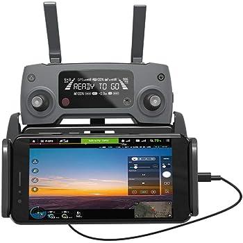 PGYTECH Pad Holder 4-10.5 inch Holder Remote Control Tablet Mount Holder Compatible with DJI Mavic Mini 2/Mavic Air 2/Mavic Mini/Mavic 2/Mavic Air/Mavic Pro/Spark