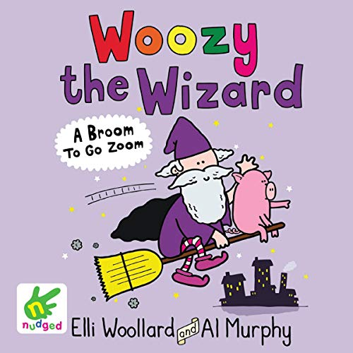 Woozy the Wizard cover art