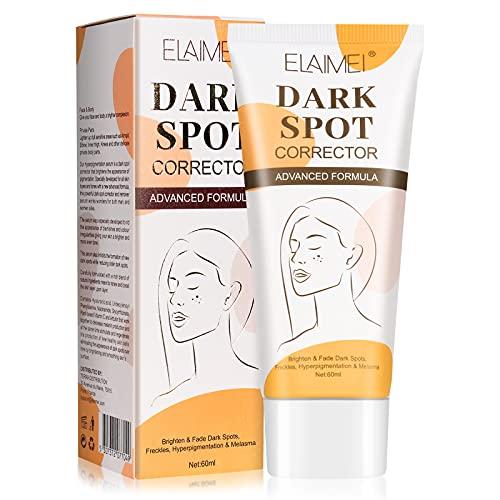 Dark Spot Corrector, Dark Spot Remover for Face and Body - Black Spot...
