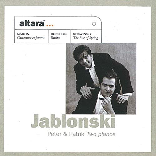 Peter Jablonski & Patrik Jablonski