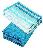 Lashuma – Juego de toallas, manopla de baño, toalla de invitados, toalla de...