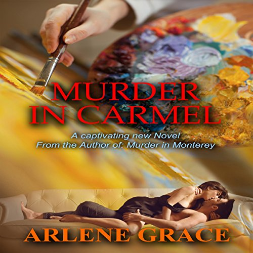 Murder in Carmel audiobook cover art