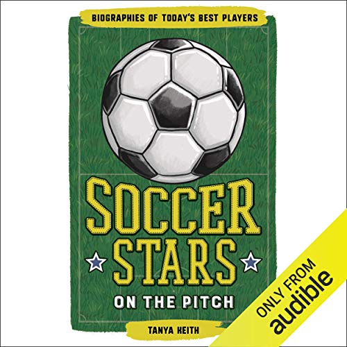 Couverture de Soccer Stars on the Pitch