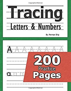 Best abc tracing pages kindergarten Reviews