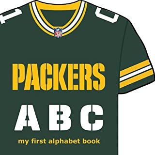 Green Bay Packers ABC: My First Alphabet Book (NFL ABC Board Books) (ABC My First Team Alphabet: Football)