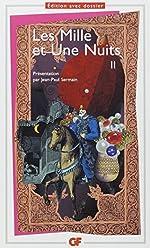 Les Mille et une nuits, tome 2 d'Antoine Galland