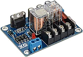 Semoic 2Pcs Audio Speakers Protect Board Mono Upc1237 Speaker Protection Board Ac9-16V Mirror Symmetrical Circuit