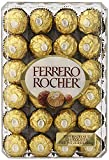 Ferrero Rocher, Hazelnut Chocolate, Count 48 - Chocolate Candy / Grab Varieties & Flavors
