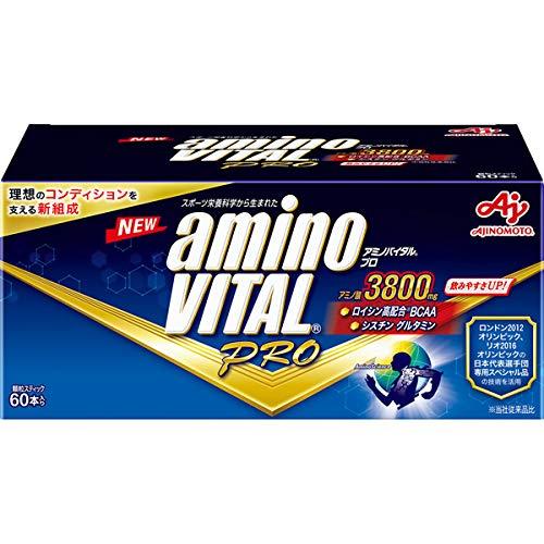 プロ 60本入×5箱 アミノバイタル 味の素