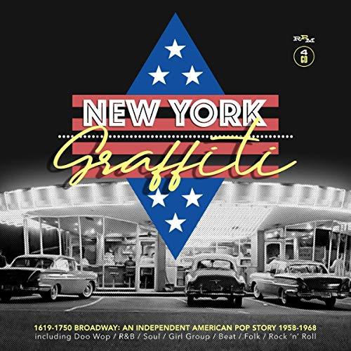New York Graffiti-An Independent American Pop...