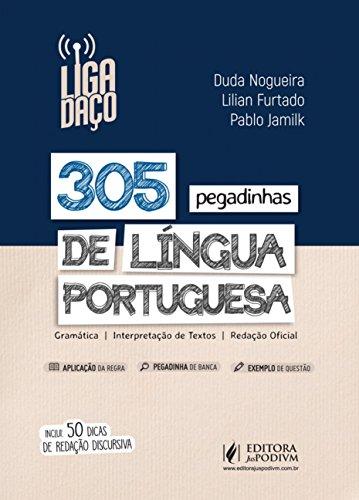 305 Pegadinhas de Língua Portuguesa