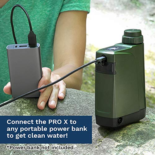Survivor Electric Water Filter