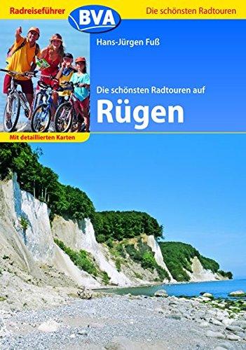 Radreiseführer BVA Die schönsten Radtouren auf Rügen mit detaillierten Karten