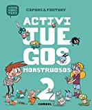 Activijuegos monstruosos 2 (Agus y los monstruos)