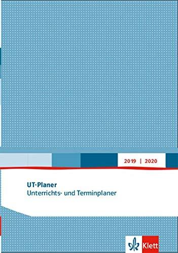 UT-Planer 2019/2020. Unterrichts- und Terminplaner: Kalender (Format DIN C5)