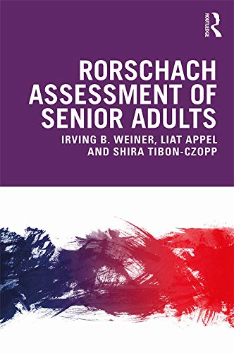 Rorschach Assessment of Senior Adults (English Edition)