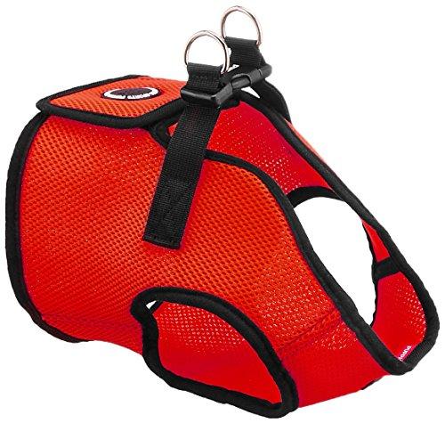 PUPPIA International Puppia Harness Soft B Vest RED XXLarge
