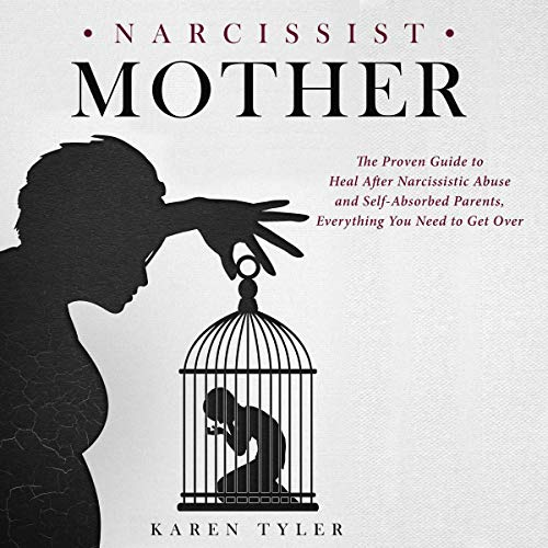 Narcissist Mother audiobook cover art