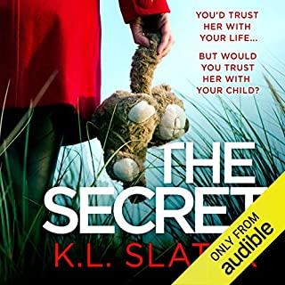 The Secret                   By:                                                                                                                                 K. L. Slater                               Narrated by:                                                                                                                                 Lucy Price-Lewis                      Length: 7 hrs and 43 mins     191 ratings     Overall 4.3