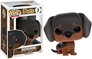 Funko POP Pets: Pets - Dachshund Action Figure