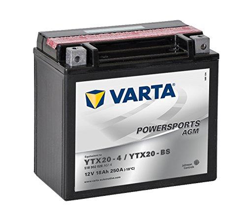 VARTA 518902026A514 Batterie de démarrage