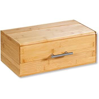 G.a HOMEFAVOR Panera de bamb/ú de 2 capas con capa extra/íble montaje en casa.