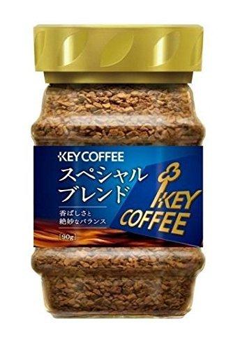 キーコーヒー インスタントコーヒー スペシャルブレンド 90g