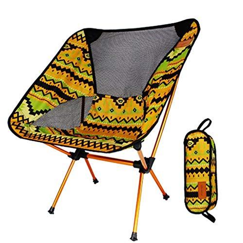 Weq Outdoor kleine bank klapstoel aluminiumlegering wandelen duurzaam camping stoel praktische klapkruk