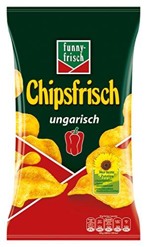 funny-frisch Chipsfrisch ungarisch, 175 g