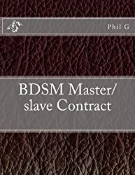BDSM Master/slave Contract