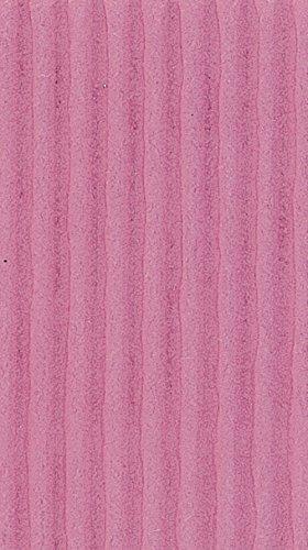 Clairefontaine- Rollo de cartón Corrugado de 300 g, Color Cyclamen, 0.70 x 0.50 m (95603C)