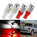Hoypeyfiy 912 920 168 T10 T15 LED Bulbs High Power for Ford Chevy GMC Nissan...