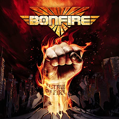 Fistful of Fire (Digipak)