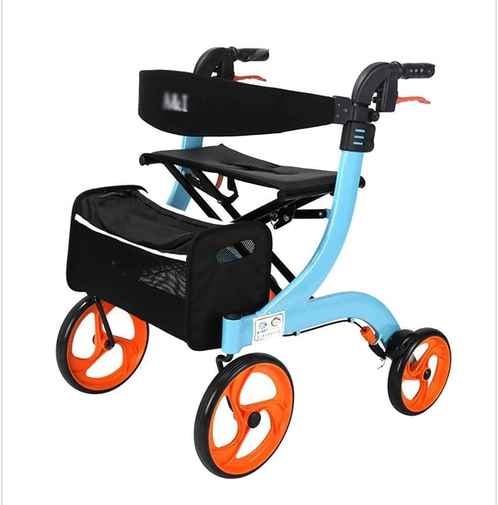 Walkers for seniors Walking Wholesale Max 48% OFF Frame Rolla Walker Standard Rollator
